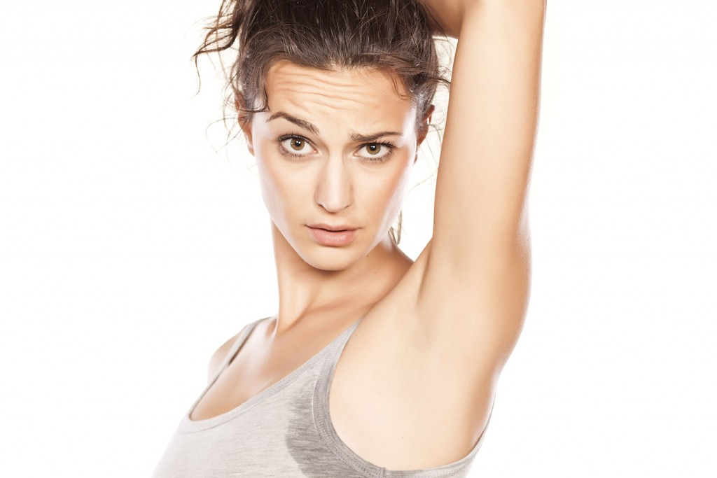concern: Excessive Sweating